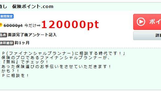 ふるさと納税用ポイントを高速で3万円分貯めるためのランキング【保険無料相談編】