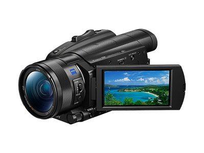 ふるさと納税でビデオカメラをゲット!ソニー・パナソニックの4Kカメラが貰えるのはどこ?還元率も紹介