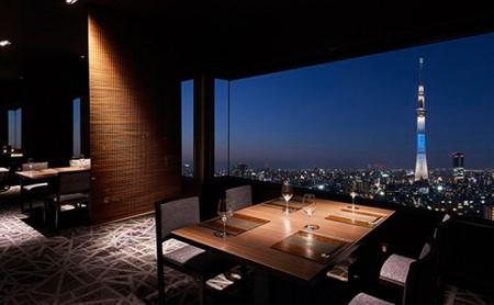 東京スカイツリーチケット&ランチ・ディナーがセットになったふるさと納税返礼品が人気急上昇!